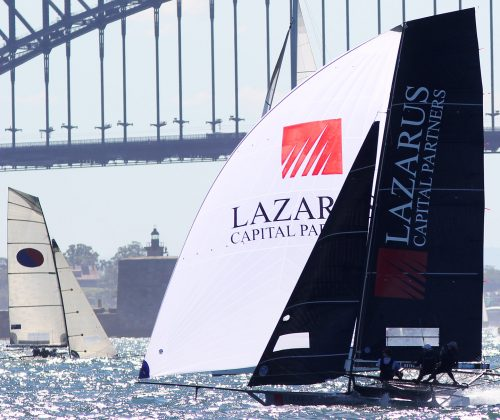 Lazarus Capital Partners
